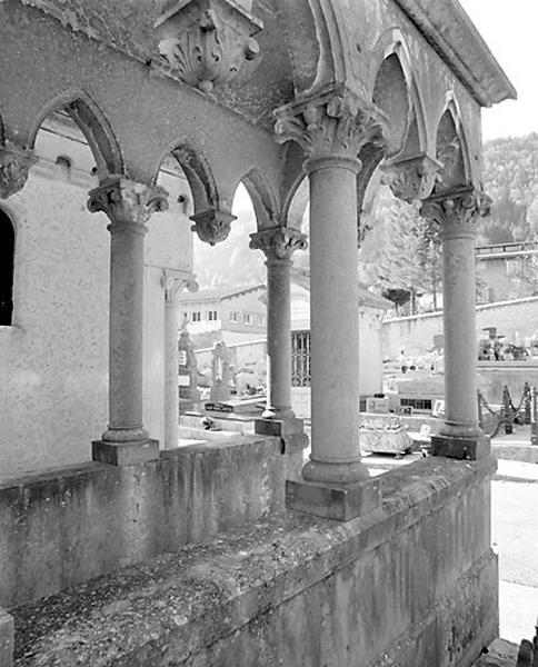 Chapelle funéraire de Paul Greusard