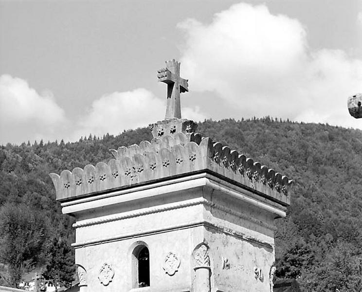 Chapelle funéraire de la famille Lhomme
