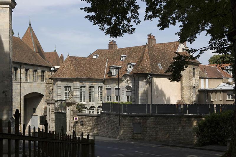 maison de chanoines dite hôtel Boitouset ou d'Agay, actuellement archevêché