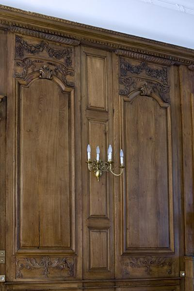 Maison de chanoines dite hôtel du Chambrier ou de Grammont, actuellement Conseil régional