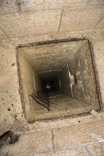 Tunnel dit souterrain de la Savine (voie ferrée Andelot - La Cluse)