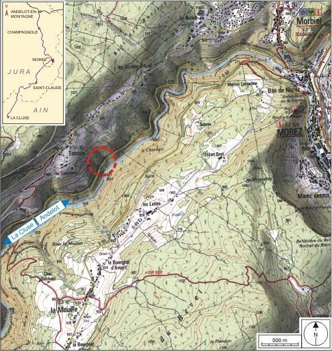 Viaducs du Puits et du Crêt (voie ferrée Andelot - La Cluse)