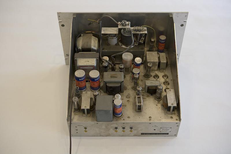 Convertisseur de fréquence (transformateur de temps Ebauches)