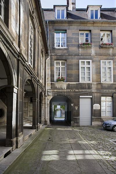 Hôtel de Maîche, puis de Thurey