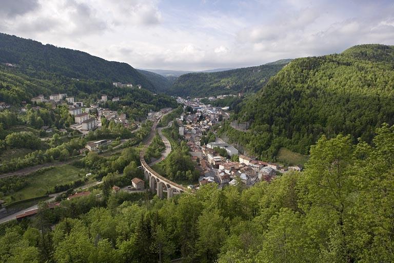 Présentation de l'enquête thématique régionale sur la voie ferrée Andelot - La Cluse