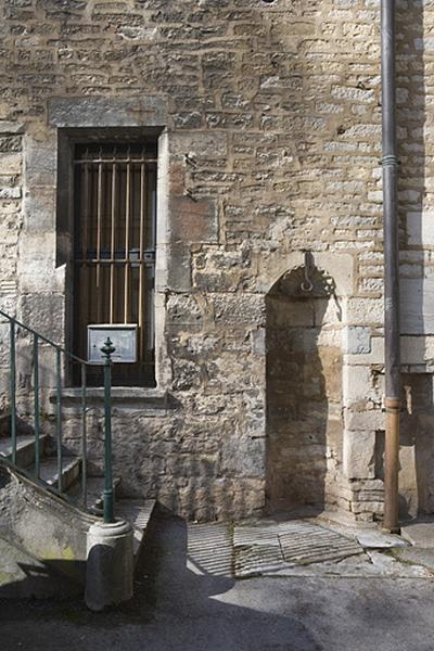 Palais Granvelle, puis musée d'Histoire, actuellement musée du Temps