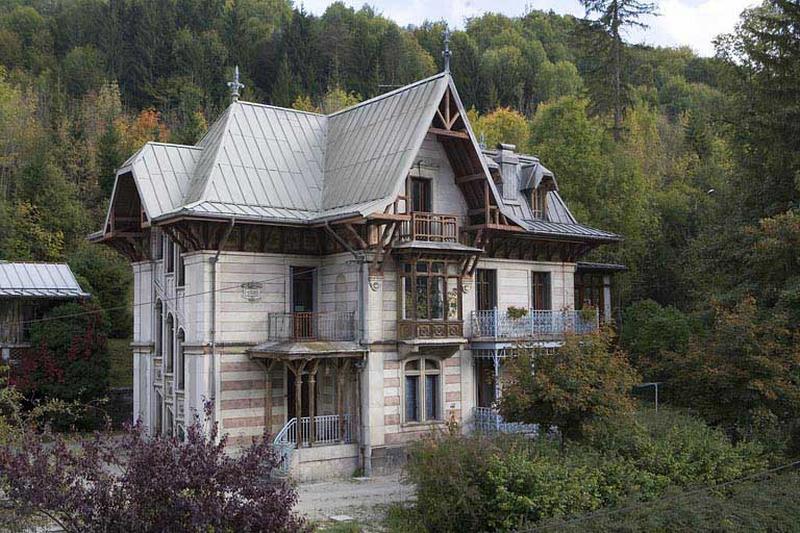 maison d'industriel dite villa Eugénie puis le Fenandre
