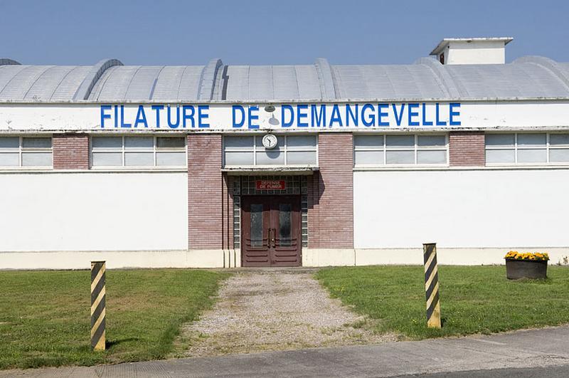 Filature de coton dite filature de Demangevelle