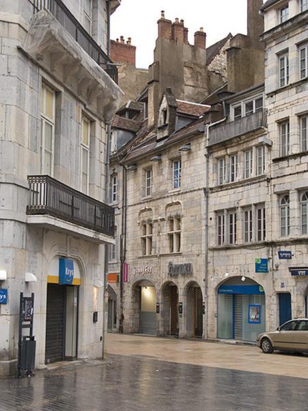hôtel Gauthiot d'Ancier ; maison