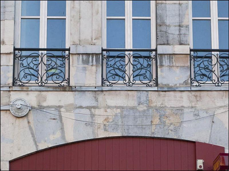Hôtel Dunod de Charnage