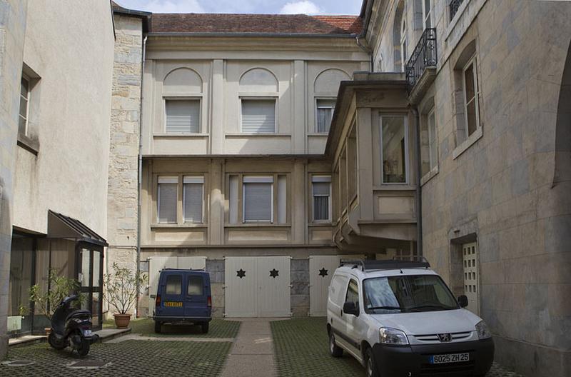 Maison de chanoines dite hôtel Boitouset, actuellement archevêché
