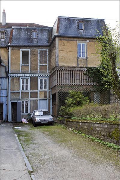 Maison de chanoines