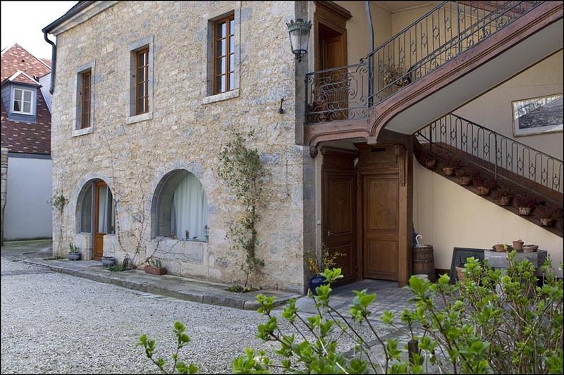 maison de chanoines dite hôtel d'Orival, actuellement hôtel de voyageurs