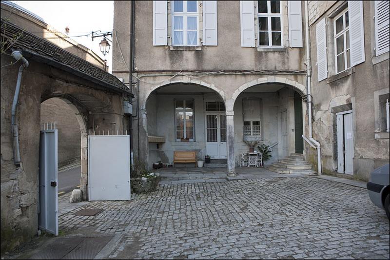 maison de chanoines dite hôtel de la Palud, puis Franchet de Rans