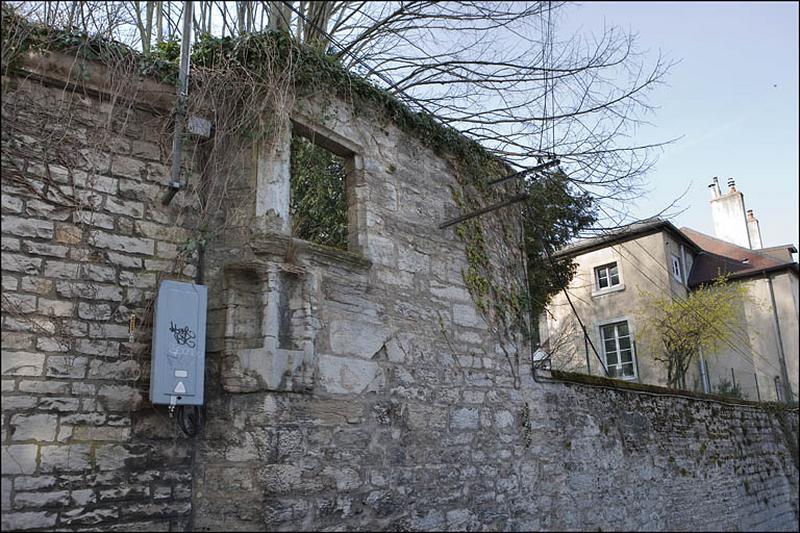 maison de chanoine, dite hôtel de la Palud, puis Franchet de Rans
