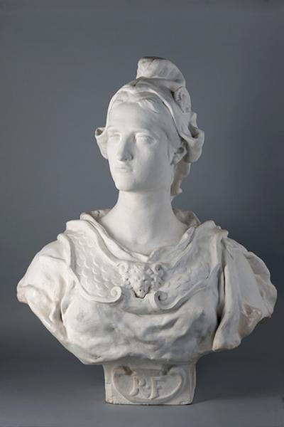 Buste à l'antique de Marianne