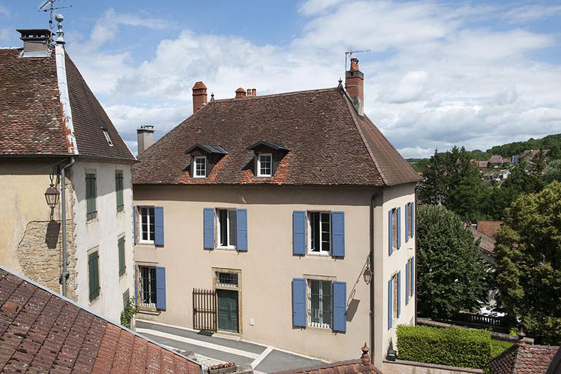maison d'Edouard de Vregille et de Louise Pourtier de Chaucenne