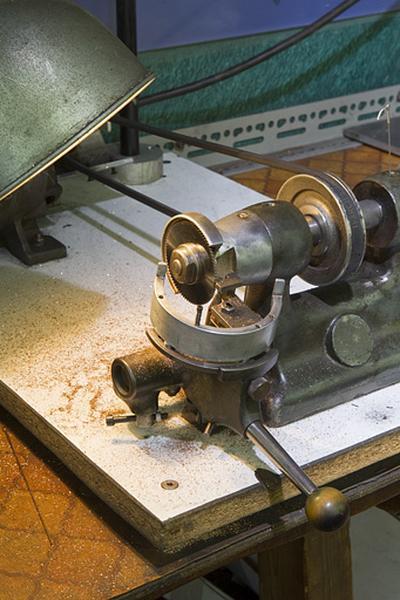 Machine à fraiser Berger et Métral dite machine à faire les ouvertures