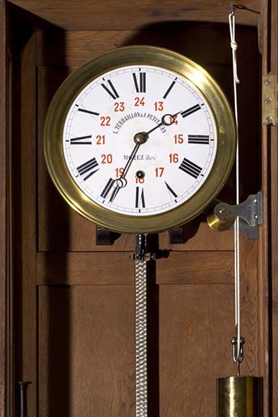 horloge Terraillon et Petitjean