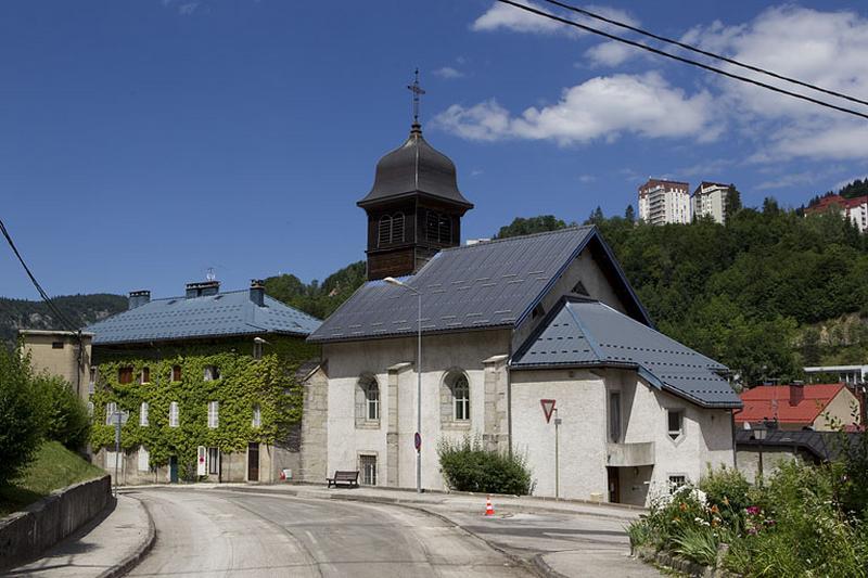 église paroissiale de l'Assomption, saint Eloi et saint François d'Assise, actuellement conservatoire