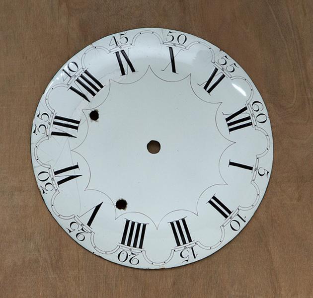 cadran d'horloge Chavin