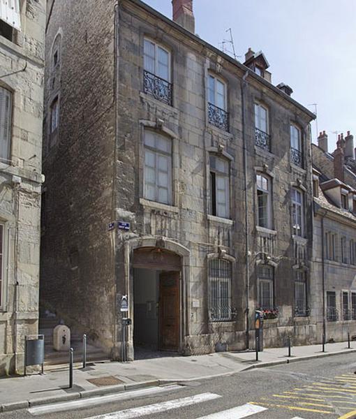 Hôtel Casenat, puis de Sorans