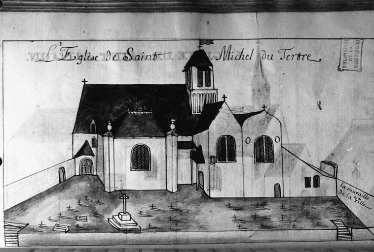 Eglise paroissiale Saint-Michel-du-Tertre