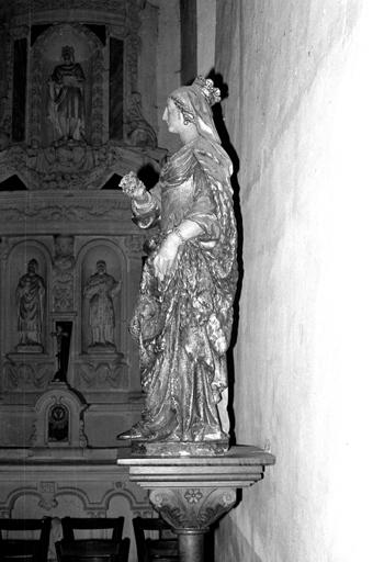 statue de sainte Rita