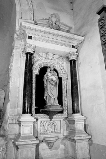 retable de saint Charles