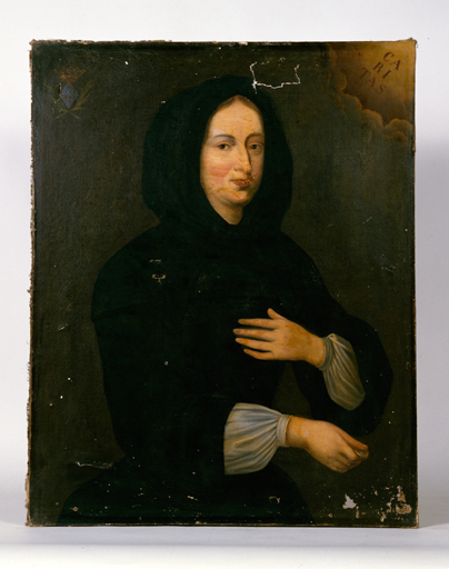 Tableau : portrait d'Anne de Melun (n° 1)