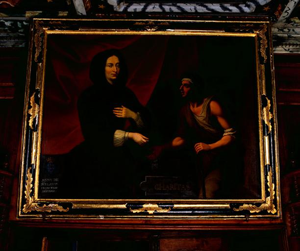Tableau : portrait d'Anne de Melun (n° 3)