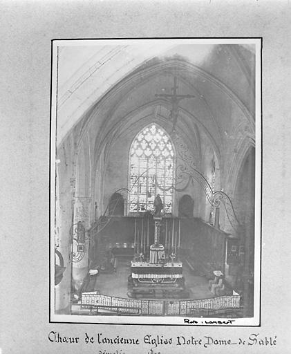 Châsse de saint Maclou, de saint Martin de Tours, de saint Savin, de saint Ménélée, de Serendis archidiacre sabolien