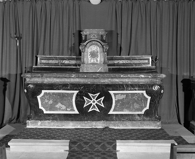 autel n° 1