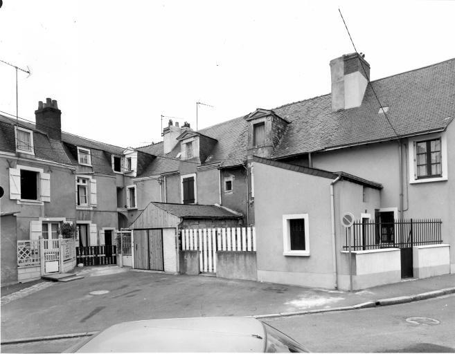 Cité ouvrière dit Cour des Petites Maisons