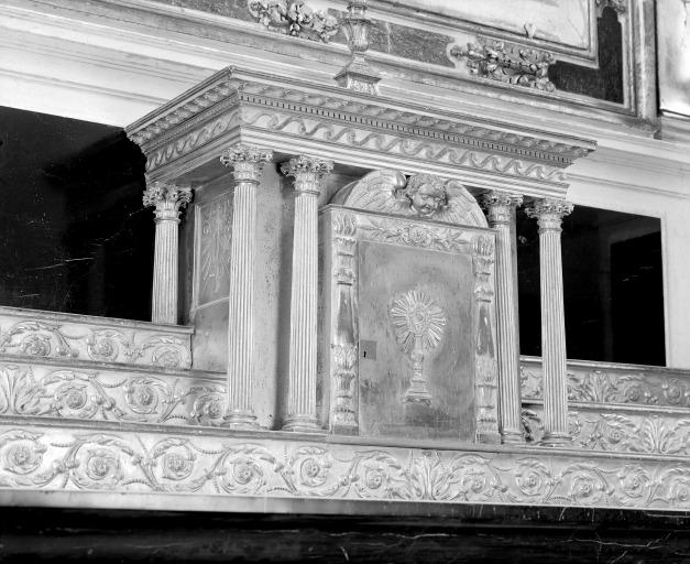 Tabernacle de l'autel