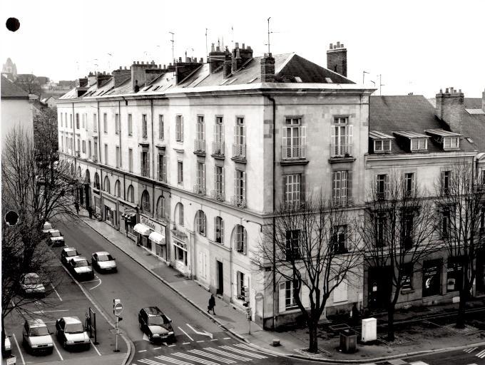 Rue Botanique
