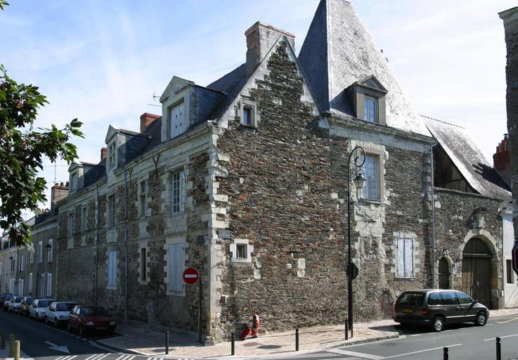Hôtel Marcouault, puis Du Guesclin