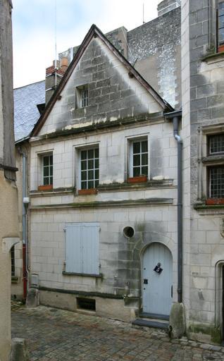 Maison dite de la chapelle Saint-Thibault-le-Vieil ou le Chevalier