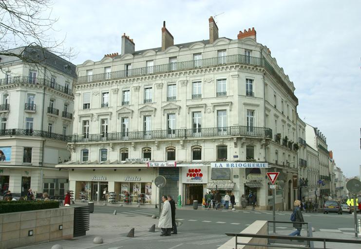 Immeuble Panneton, dit aussi immeuble Pelé