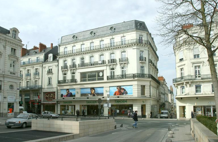 Immeuble dit La Belle Jardinière