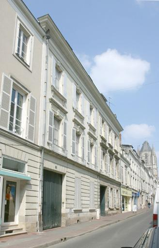 Hôtel jumelé Léchalas-Guépin