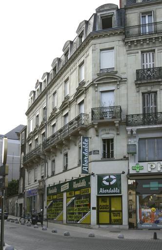 Immeuble Gazeau