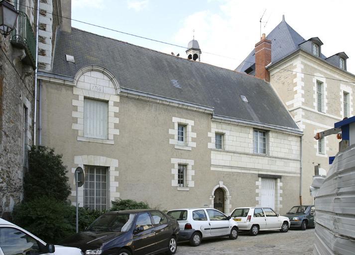 Presbytère de Saint-Michel-la-Palud