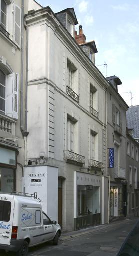 Maison du notaire Fourmond