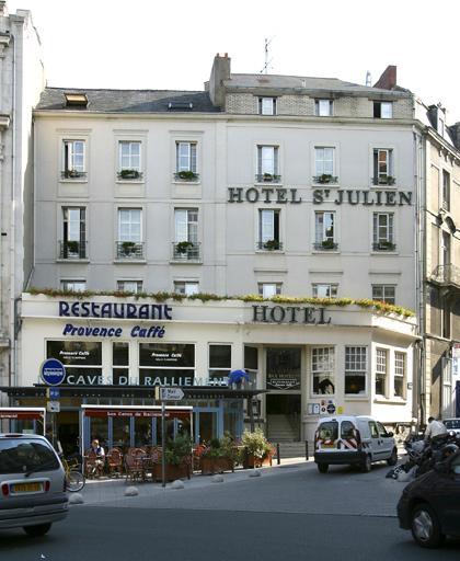 Hôtel de voyageurs Saint-Julien