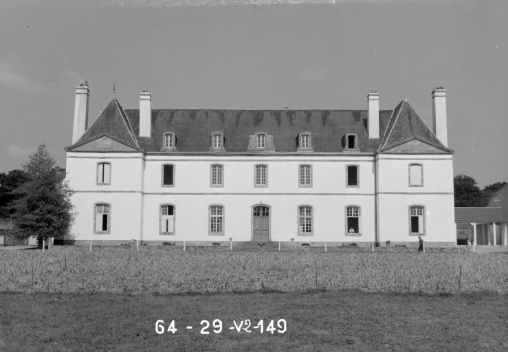Château de Kerampuil (Carhaix-Plouguer)