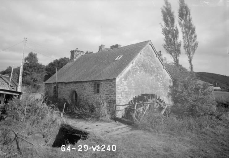 Moulin, Moulin d'Aulne (Kergloff)