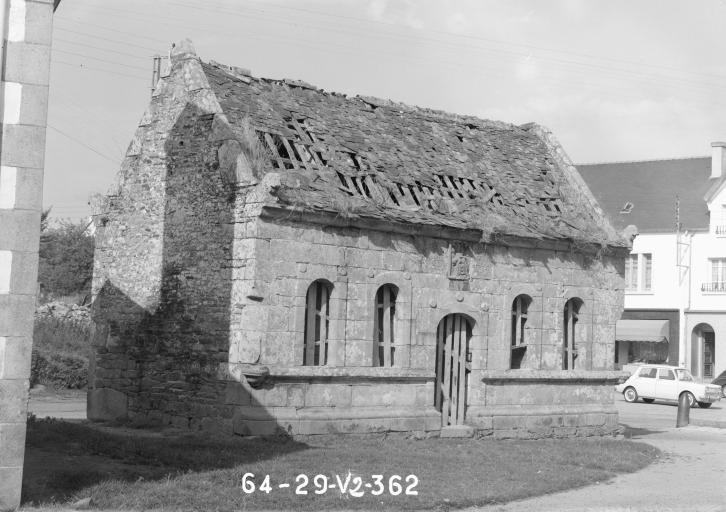 Ossuaire (Saint-Hernin)