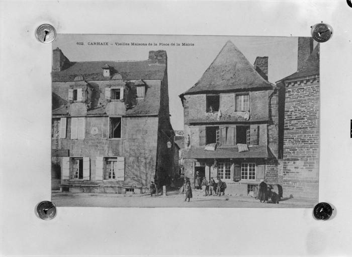Maison, place de la Mairie (Carhaix-Plouguer)