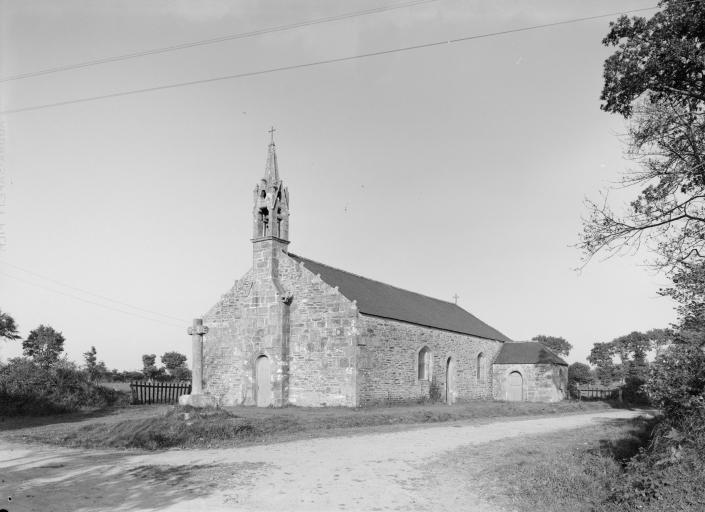 Chapelle Sainte-Thérèse, Kerhaliou (Spézet)
